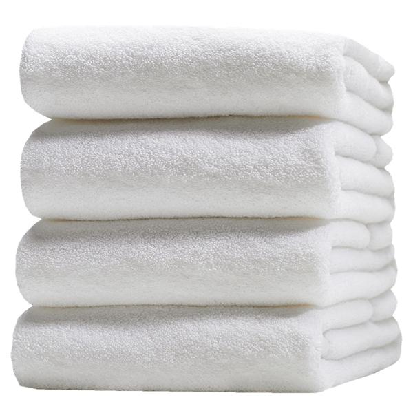 Ręczniki frotte z haftem