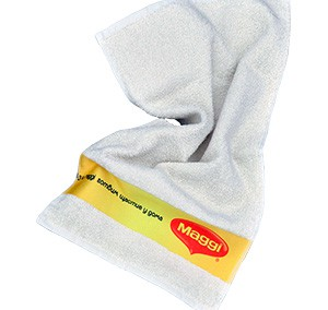 Ręcznik kuchenny z bordiurą full kolor